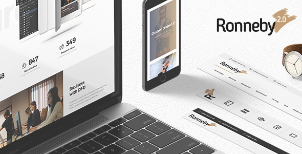 01 preview1.  large preview - Ronneby - High-Performance WordPress Theme