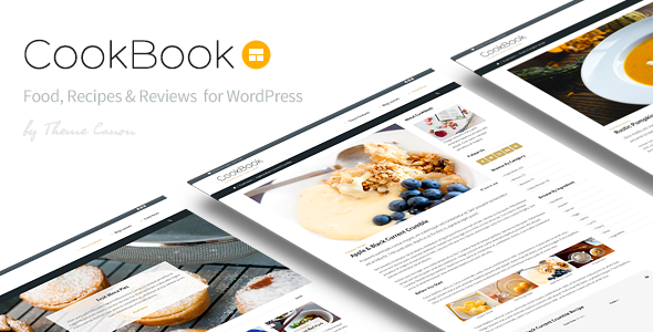 cookbook preview.  large preview - CookBook - Food Magazine Blog