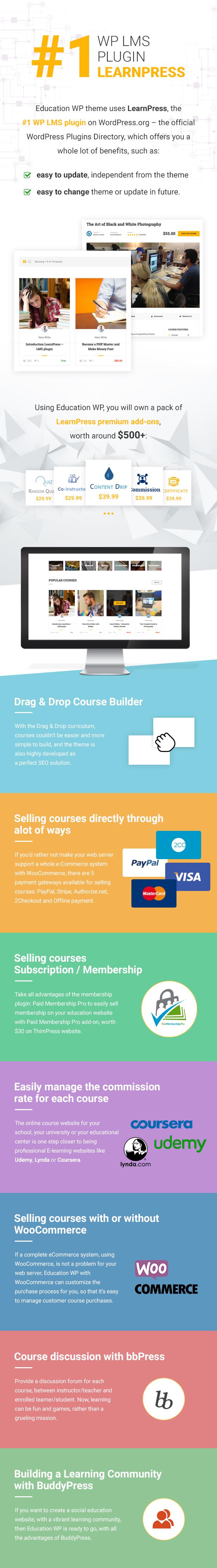Картинка шаблонаEducation-WordPress-theme-Using-LMS-plugin-LearnPress