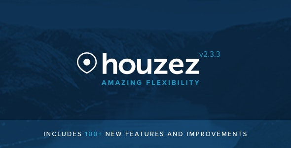 Houzez Real Estate WordPress Theme - Houzez - Real Estate WordPress Theme