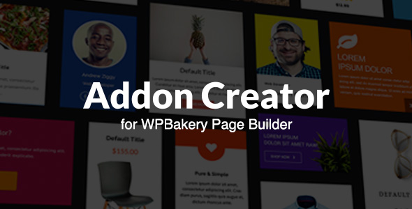 addon - Addon Creator for WPBakery Page Builder