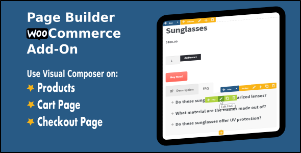 addon - Page Builder (formerly Visual Composer) WooCommerce Add-On