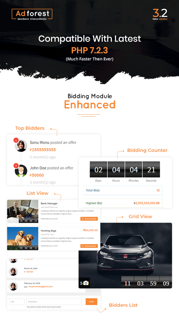 adforest4 - AdForest - Classified Ads WordPress Theme