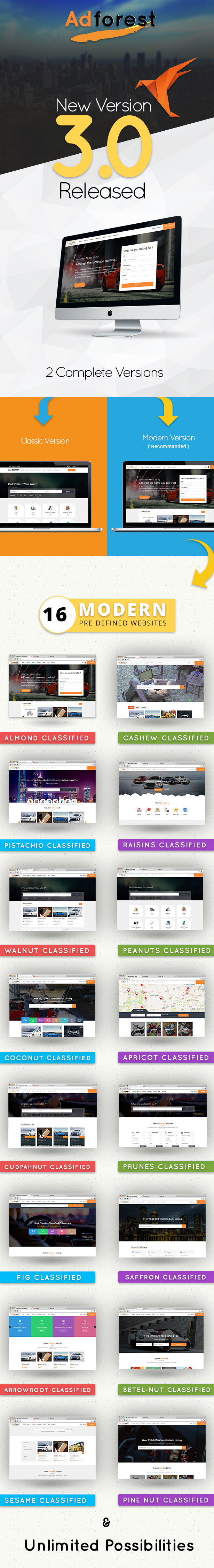 adforest5 - AdForest - Classified Ads WordPress Theme