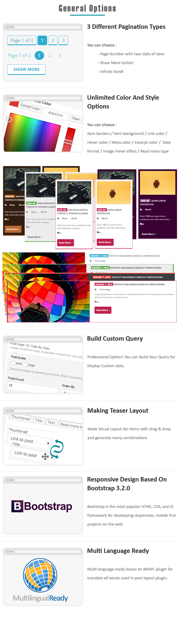 advance4 - Advance Post Grid/List with custom filtering for Visual Composer