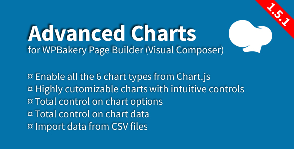 advanced - Advanced Charts Add-on for WPBakery Page Builder