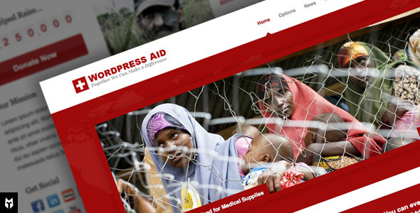 aid - Aid: Responsive Charity + Blog WP Theme
