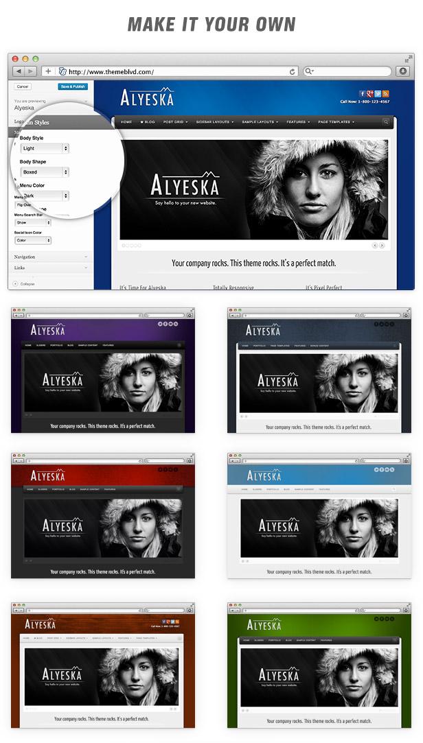 alyeska4 - Alyeska Responsive WordPress Theme