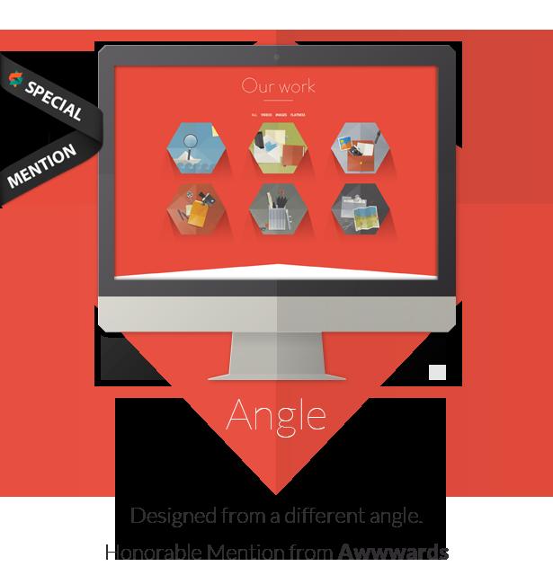 angle3 - Angle Flat Responsive Bootstrap MultiPurpose Theme