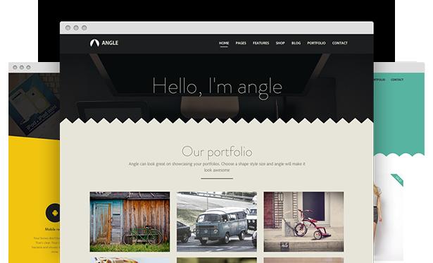 angle5 - Angle Flat Responsive Bootstrap MultiPurpose Theme