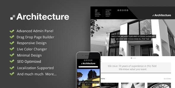 architecture - Architecture - WordPress Theme