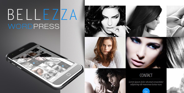 bellezza - Bellezza - Creative Business WordPress Theme