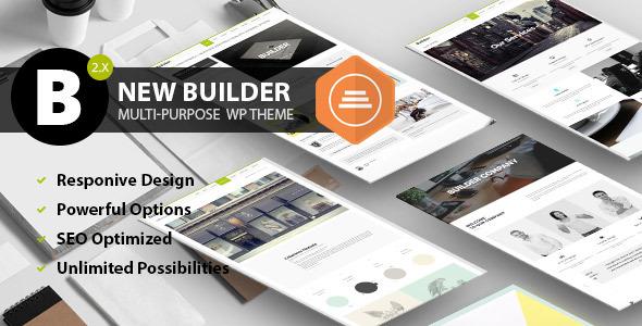 builder - BUILDER - Responsive Multi-Purpose Theme