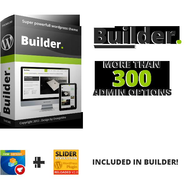 builder2 - BUILDER - Responsive Multi-Purpose Theme