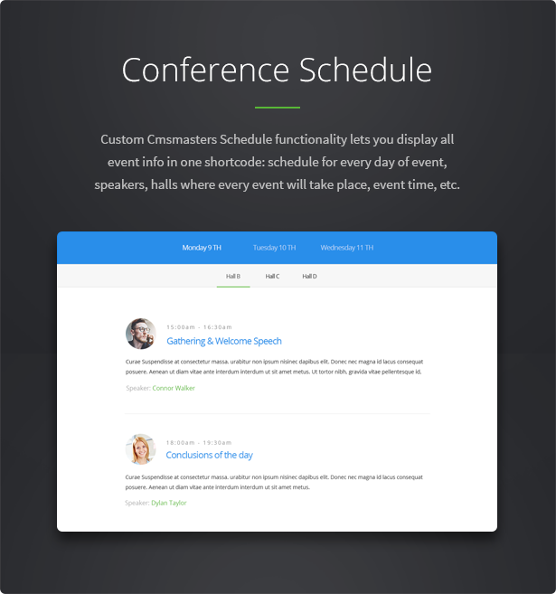 business3 - Business Consulting - Coaching, Business Training & Consulting WordPress Theme
