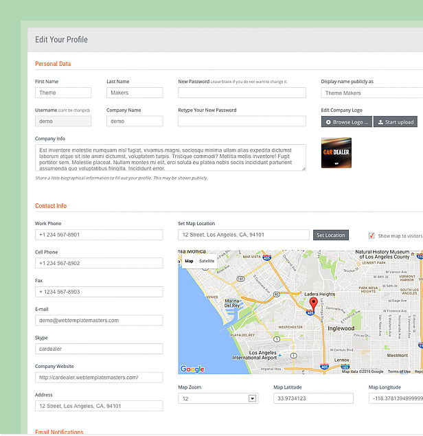 car2 - Car Dealer Automotive WordPress Theme – Responsive