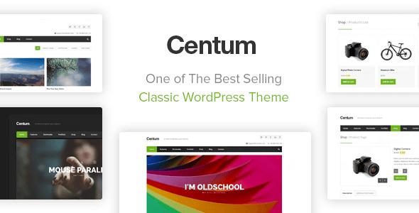 centum - Centum - Responsive WordPress Theme