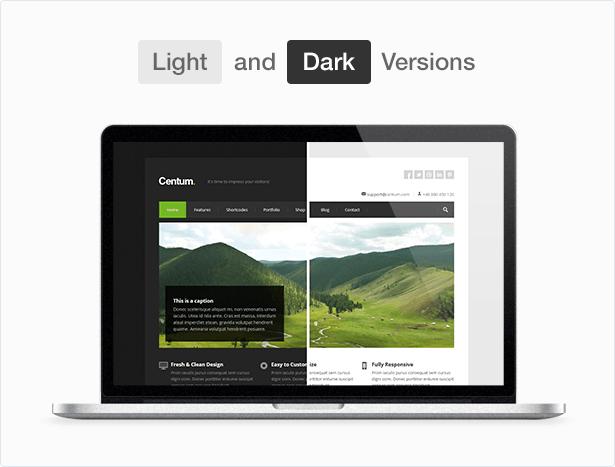 centum4 - Centum - Responsive WordPress Theme
