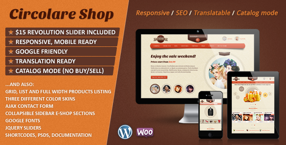 circolare - Circolare - Multi-Use WooCommerce Theme