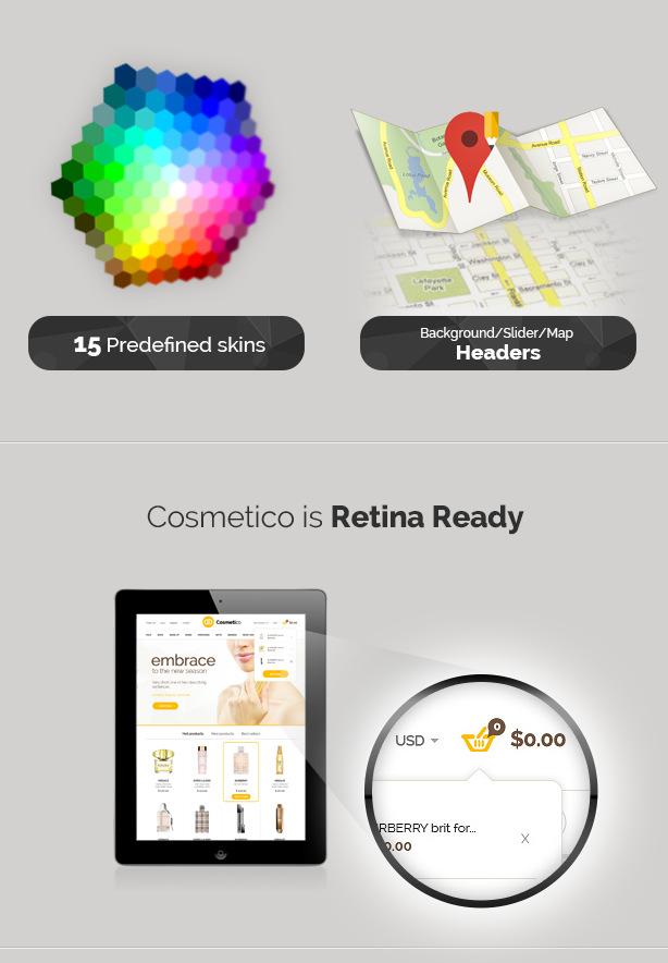 cosmetico4 - Cosmetico - Responsive eCommerce WordPress Theme