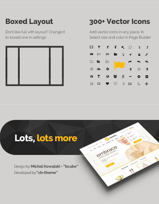 cosmetico7 - Cosmetico - Responsive eCommerce WordPress Theme