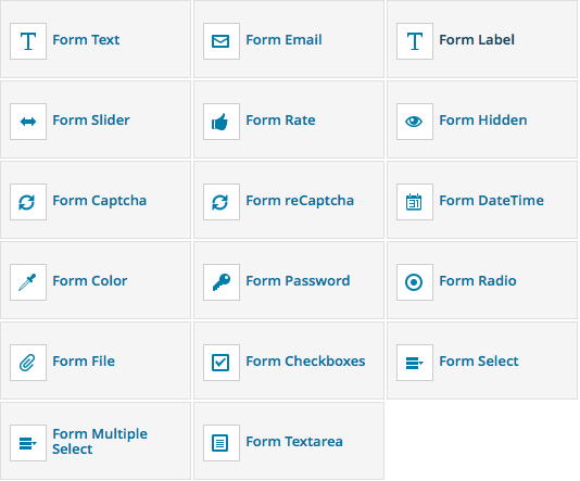 dhvc5 - DHVC Form : Wordpress Form for WPBakery Page Builder
