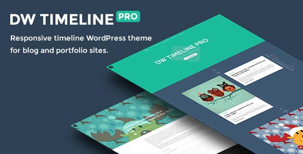 dw timeline pro - DW Timeline Pro - Reponsive Timeline WordPress Theme
