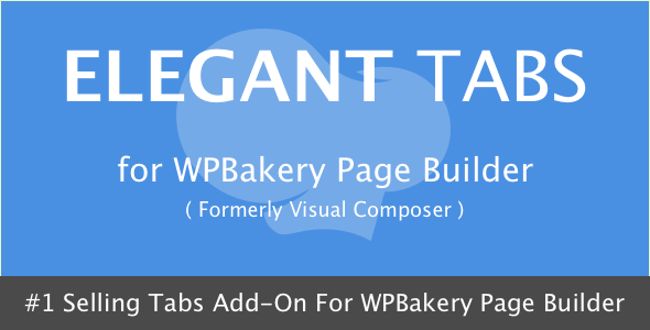 elegant - Elegant Tabs for Visual Composer