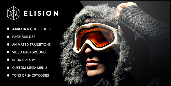 elision - Elision - Retina Multi-Purpose WordPress Theme