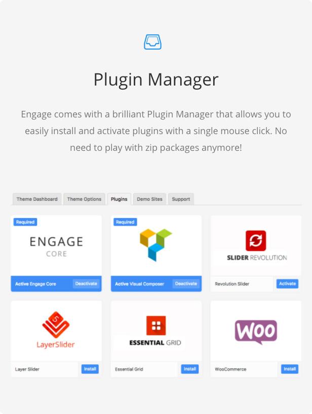 engage8 - Engage - Responsive Multipurpose WordPress Theme