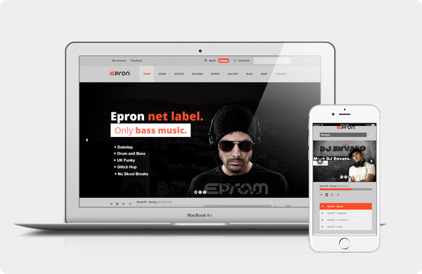 eprom2 - Epron - Responsive Music & Events WordPress Theme