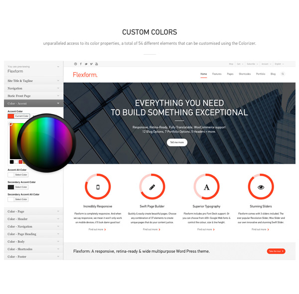 flexform5 - Flexform - Retina Responsive Multi-Purpose Theme