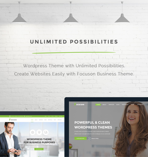 focuson business4 - Focuson - Business WordPress Theme