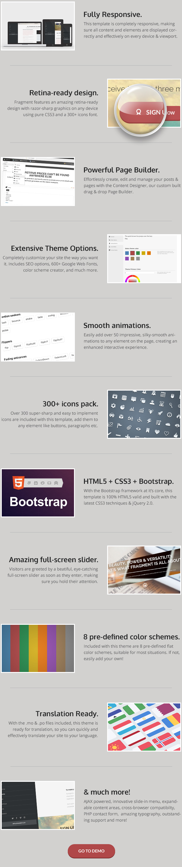fragment2 - Fragment - Responsive One Page WordPress Theme
