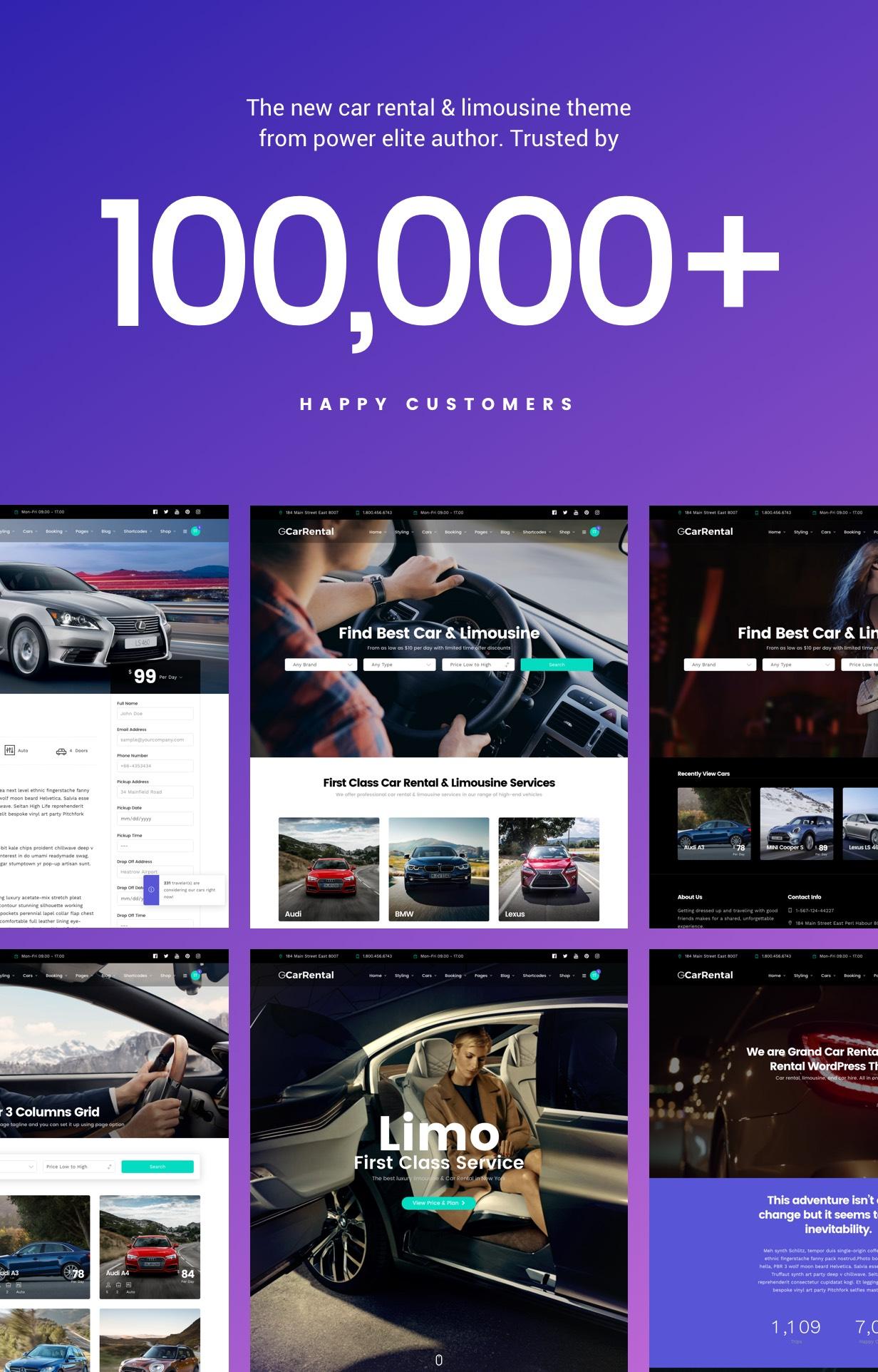 grand car3 - Grand Car Rental | Limousine Car Rental WordPress