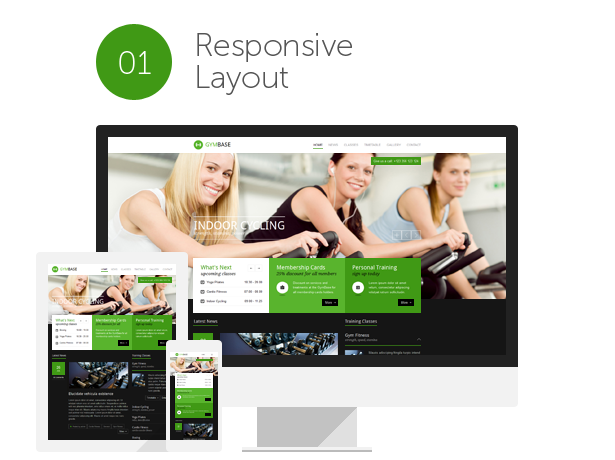 gymbase2 - GymBase - Responsive Gym Fitness WordPress Theme