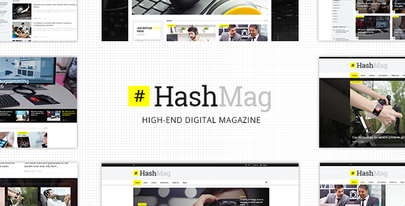 hashmag - HashMag - High-End Digital Magazine