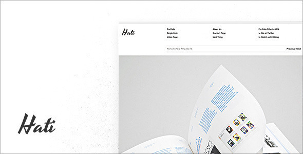 hati - Hati WordPress