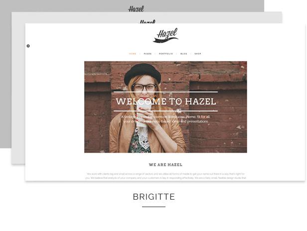 hazel5 - Hazel - Multi-Concept Creative WordPress Theme