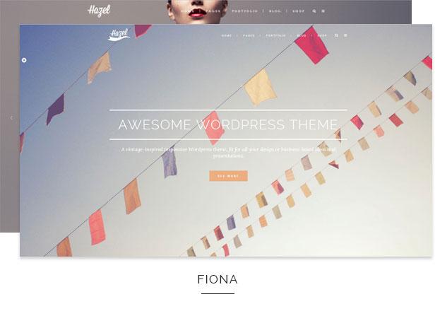 hazel6 - Hazel - Multi-Concept Creative WordPress Theme