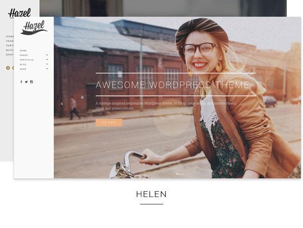 hazel7 - Hazel - Multi-Concept Creative WordPress Theme