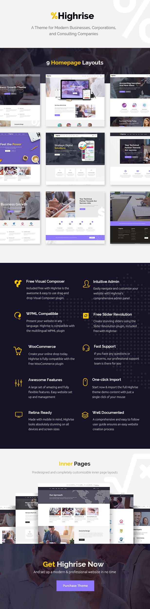 highrise2 - Highrise - A Theme for Modern Businesses, Corporations, and Consulting Companies