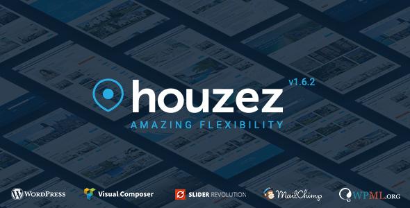 houzez - Houzez - Real Estate WordPress Theme