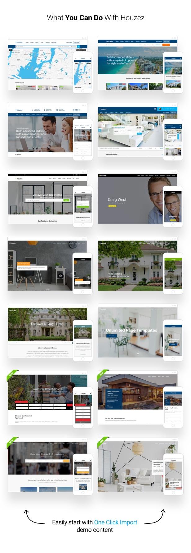 houzez3 - Houzez - Real Estate WordPress Theme