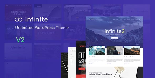 infinite - Infinite - Responsive Multi-Purpose WordPress Theme