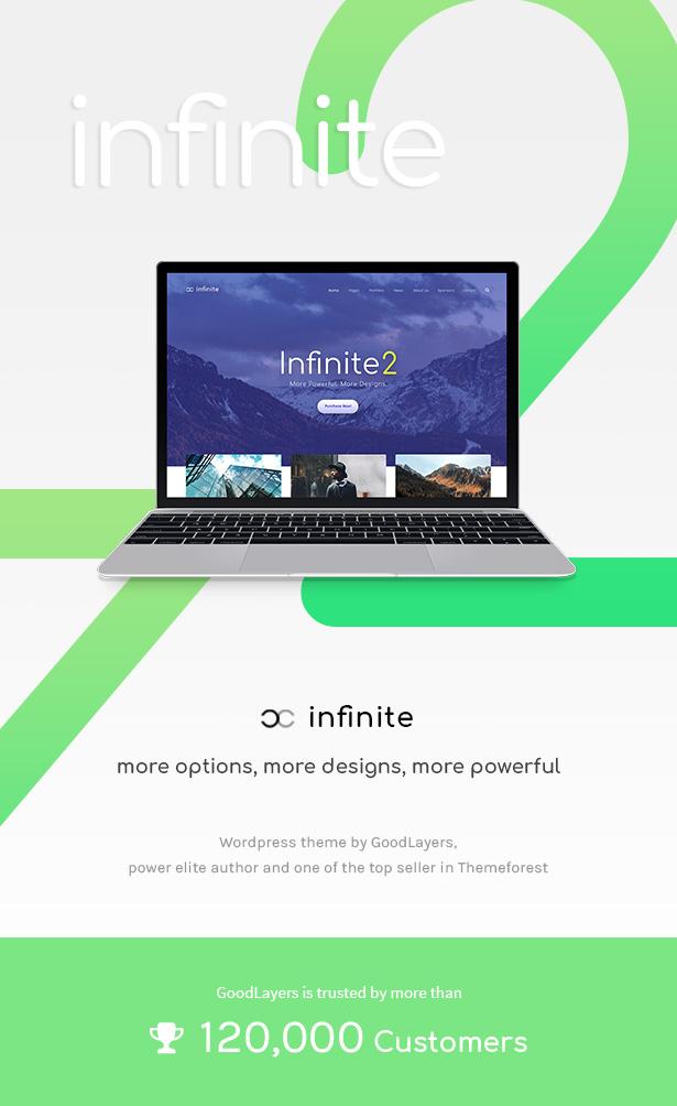 infinite2 - Infinite - Responsive Multi-Purpose WordPress Theme