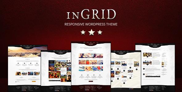 ingrid - InGRID - Responsive Multi-Purpose WordPress Theme