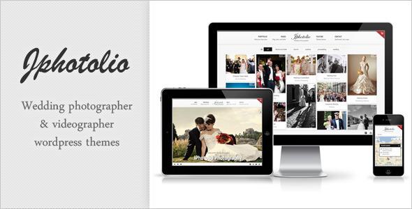 jphotolio - JPhotolio: Responsive Wedding Photography WP Theme