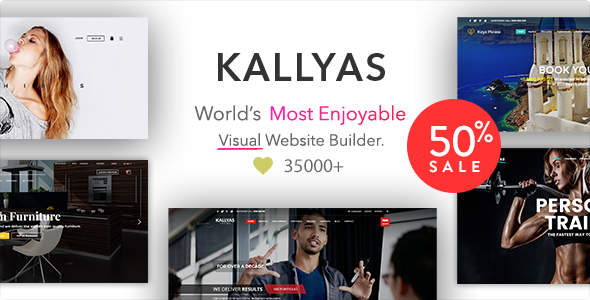 kallyas - KALLYAS - Creative eCommerce Multi-Purpose WordPress Theme