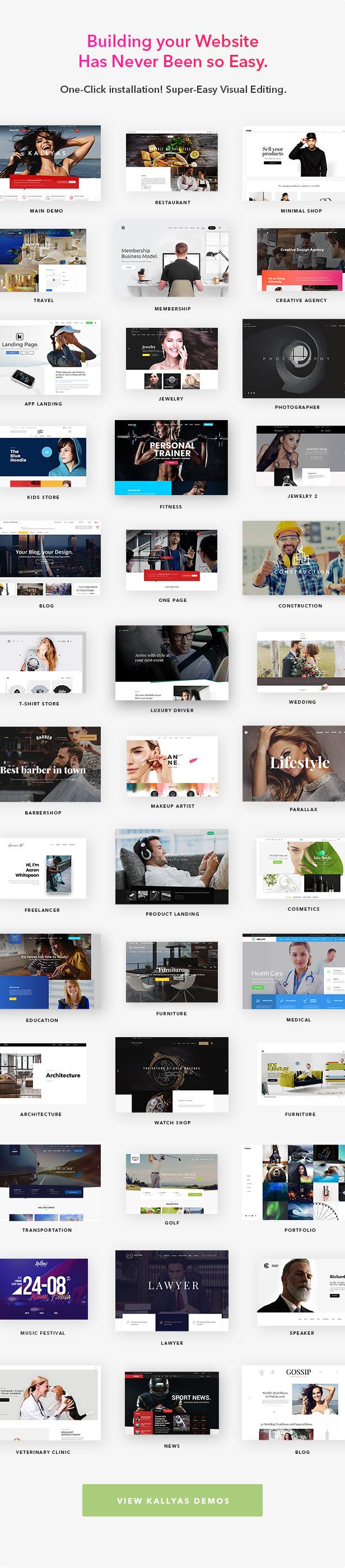 kallyas3 - KALLYAS - Creative eCommerce Multi-Purpose WordPress Theme